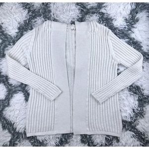 Roxy Womens Open Cardigan Size Medium Cream